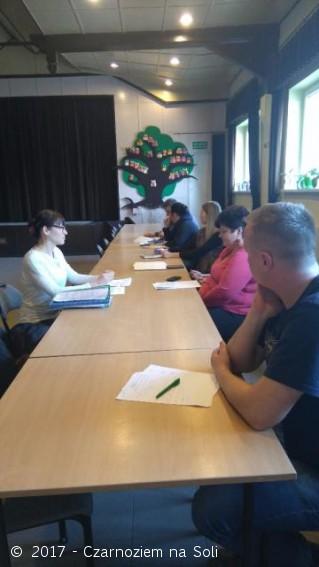 Konsultacje dla beneficjentów w Gminie Dąbrowa Biskupia  - Czarnoziem Na Soli