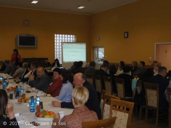 Walne Zebranie LGD - sprawozdawczo- wyborcze - Czarnoziem Na Soli